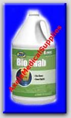 Zep Bio Swab Liquid Floor Cleaner Grease Digester Detail